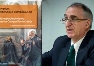 Padre Revuelta Compañia Jesus Libro Montesion