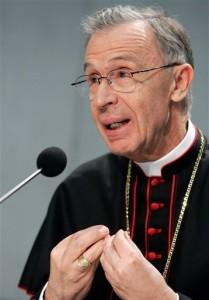 Luis Francisco Ladaria Ferrer